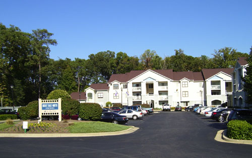 link to Burnt Oaks Apartments